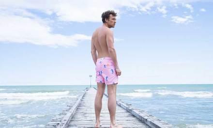 Bowler & Beach – Hot Swim Shorts
