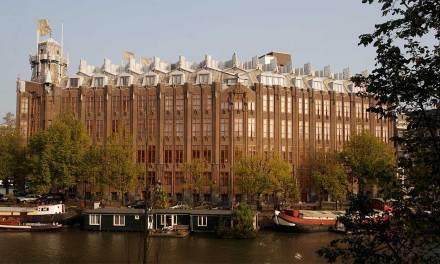Grand Hotel Amrath Amsterdam – Luxury Historic Shipping House
