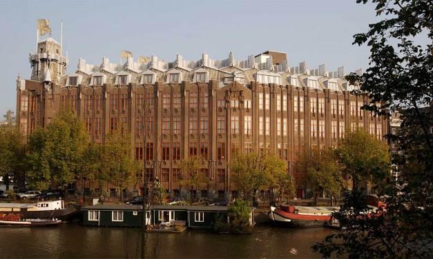 Grand Hotel Amrath Amsterdam – Luxury Historic Shipping House