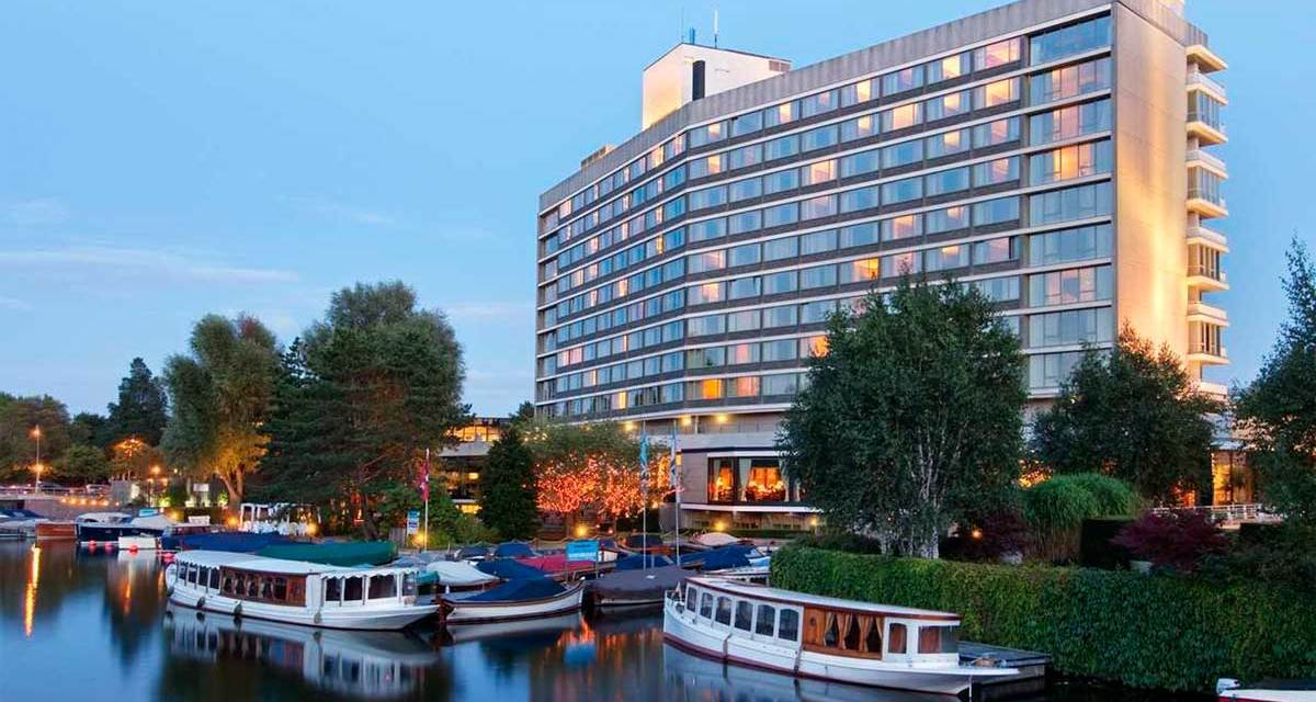 Hilton Amsterdam – Famous for John Lennon & Yoko Ono