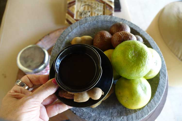 Komaneka At Bisma Ubud Bali Resort Spa Food