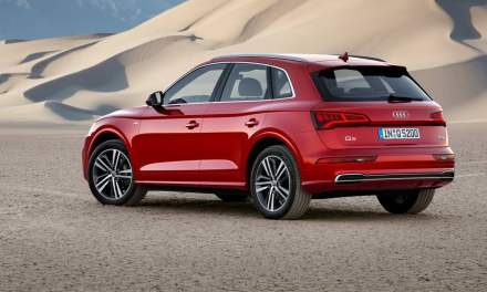 2nd Generation Audi Q5 Launched At Paris Motor Show