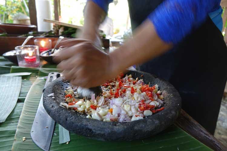 Hotel Tugu Bali – Food, Ji Restaurant & Cooking Class