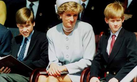 Prince William & Prince Harry – The Eaton School Boys