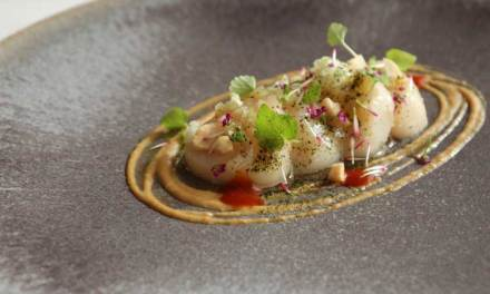 Galvin at Windows – Korean Inspired Menu October Only
