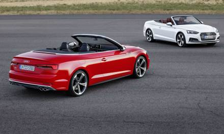 The New Audi A5 And S5 Cabriolet – Shear Open Top Driving Pleasure