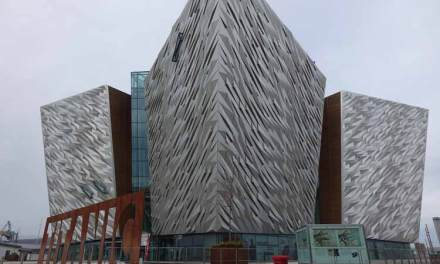 Titanic & City Tours Belfast – World's Largest Titanic Exhibition
