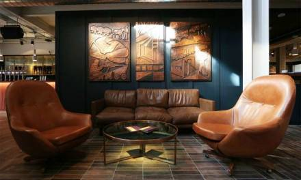 Bullitt Hotel Belfast – The Great Escape