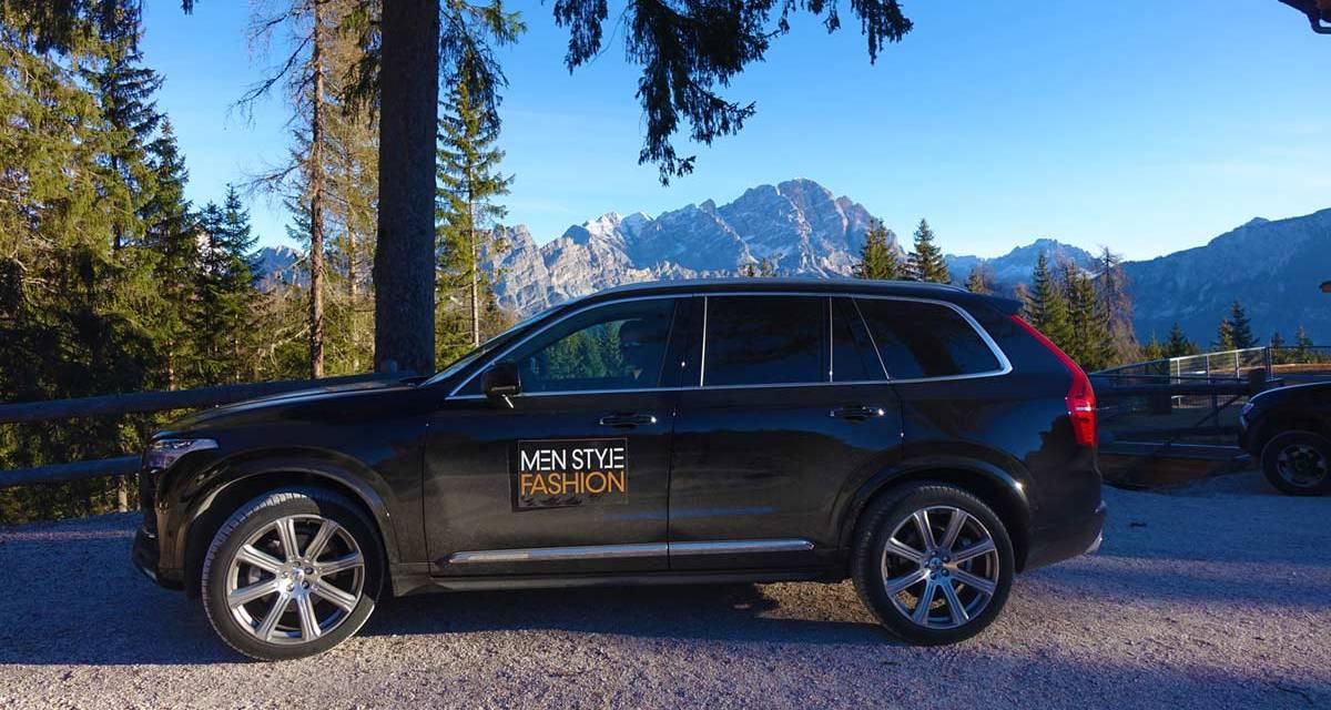 Volvo XC90 D5 – Driven Around Italy's Dolomites Region