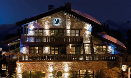 Courchevel France – Luxury Hotel Le Saint Roch