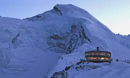 The Capra Hotel In Saas Fee Switzerland
