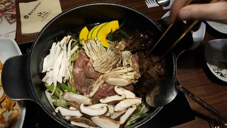 South Korean Food 2018 Gangwondo Provincial Specialties