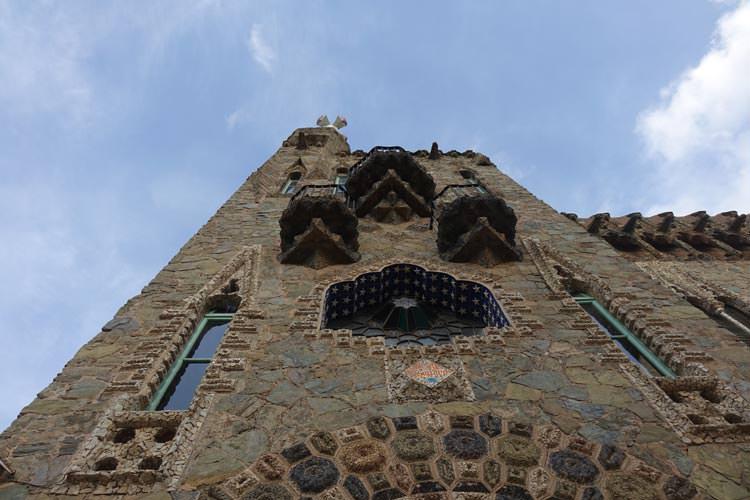 Torre Bellesguard Casa Figueres – Antoni Gaudí