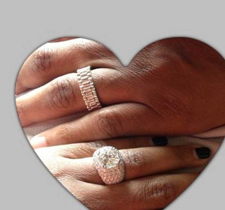 Engagement Rings - Celebrity Trends For Men