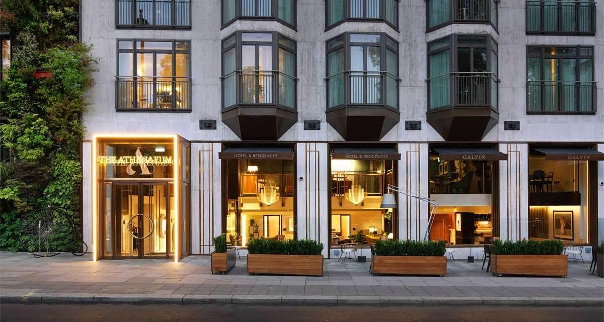 The Athenaeum Hotel & Residences – Luxury Mayfair Stay