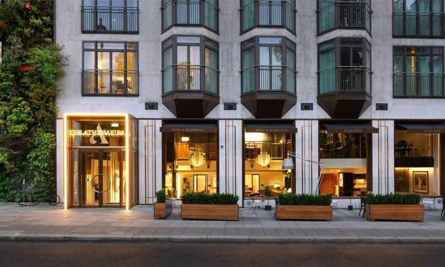 The Athenaeum Hotel & Residences – Luxury Mayfair