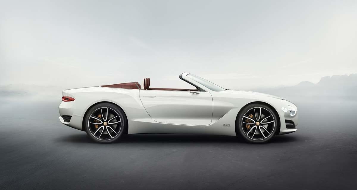 Bentley Exp 12 Speed 6e Concept – The Luxury Electric Vehicle