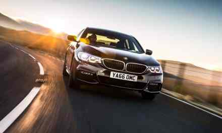 All New BMW 5 Series Saloon