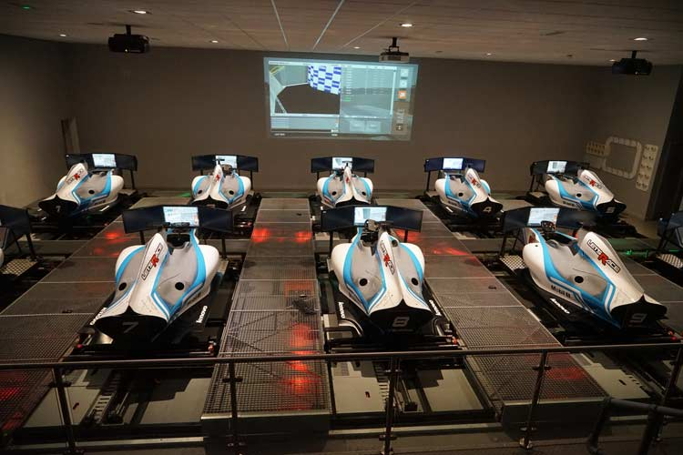 F1 Simulator – Lets Race Experience
