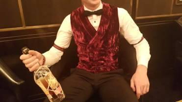 Flemings Mayfair Hotel London MenStyleFashion 2017 velvet vest (2)