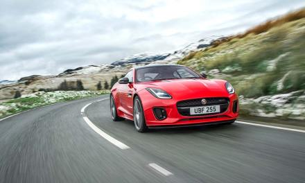 Jaguar Launches Most Affordable F-Type – New 300PS 2.0L Engine