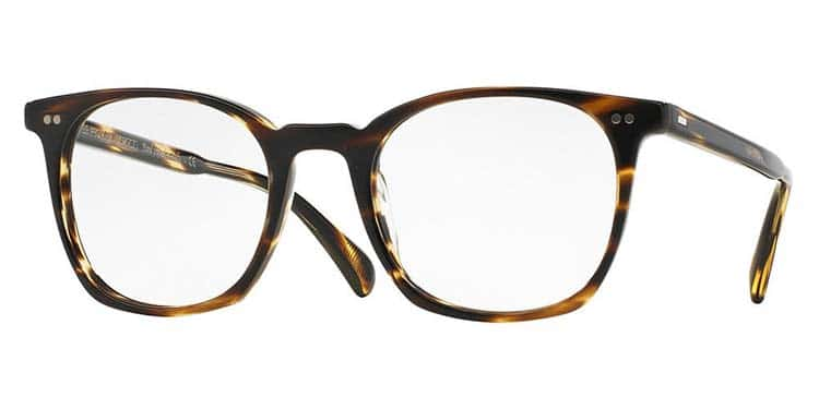 Oliver Peoples L.A. Coen Cocobolo