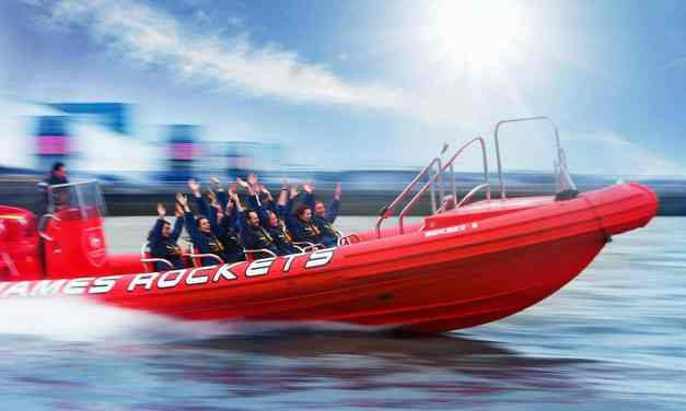 Thames Rockets – Sightseeing In London By Speedboat