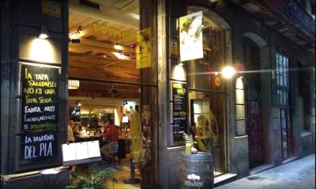 Restaurant Cometa Pla Barcelona – Organic Food in Relaxed Atmosphere