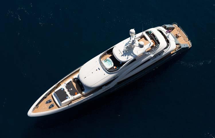 La Passion Superyacht