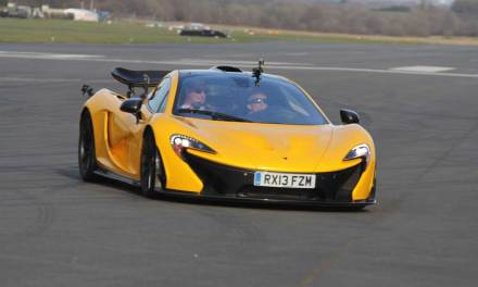 McLaren P1 – England's Million Euro Hybrid Rocket