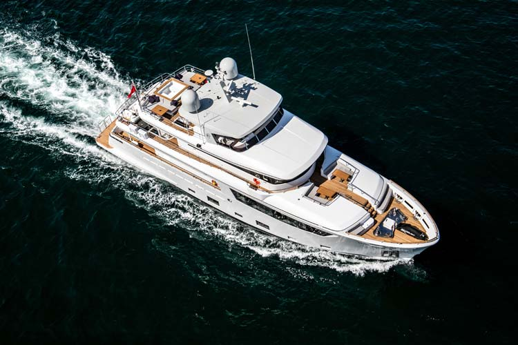 Narvalo superyacht