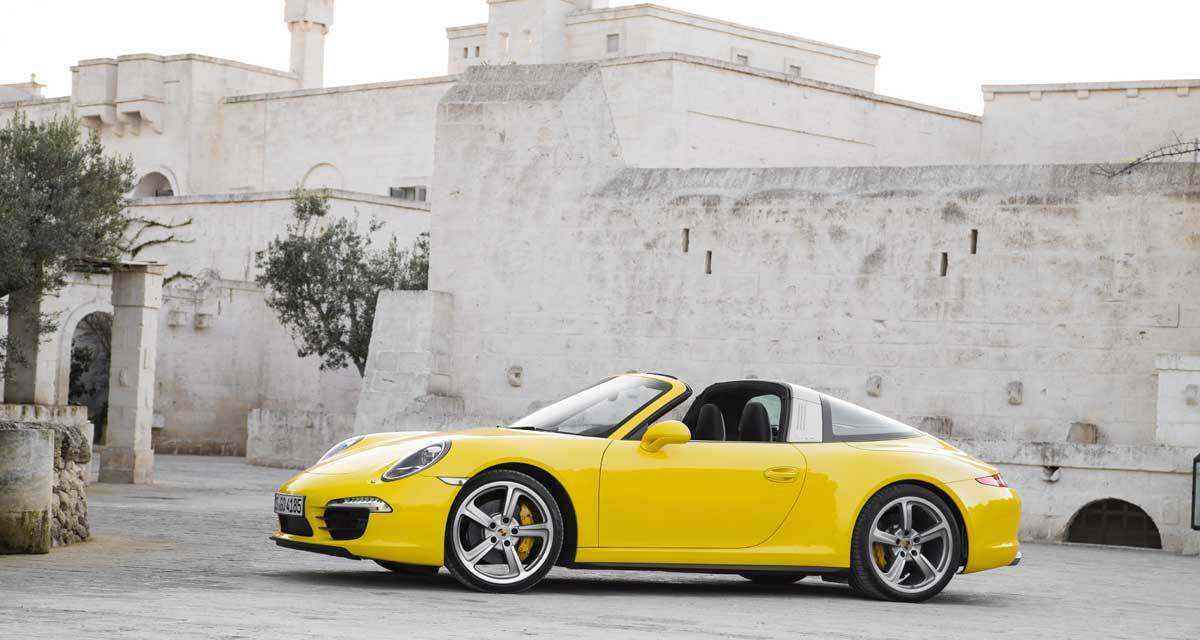 Porsche 911 Targa – Our Review