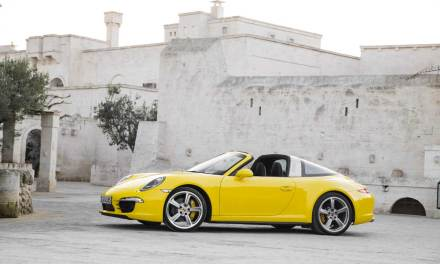 Porsche 911 Targa – Our Review