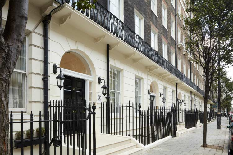 Z Hotel At Gloucester Place – Designer Townhouse Conversion