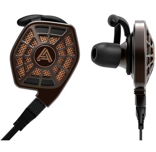 Audeze - The World's First in-ear Planar Magnetic Headphones