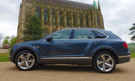 Bentley Bentayga – Touring The Fastest Luxury Diesel SUV