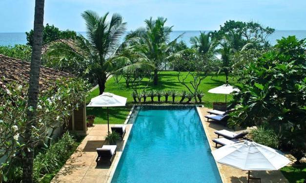 Elysium Boutique Beach Front Villa Hotel – Galle Sri Lanka