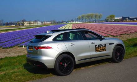 Jaguar F-Pace Model S – Driven Through Holland & Germany