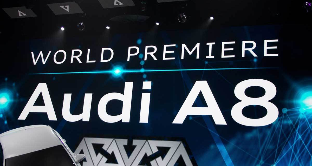 AudiA8 – The Summit The First Ever World Convention