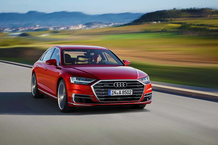 Audi A8 – The Summit The First Ever World Convention