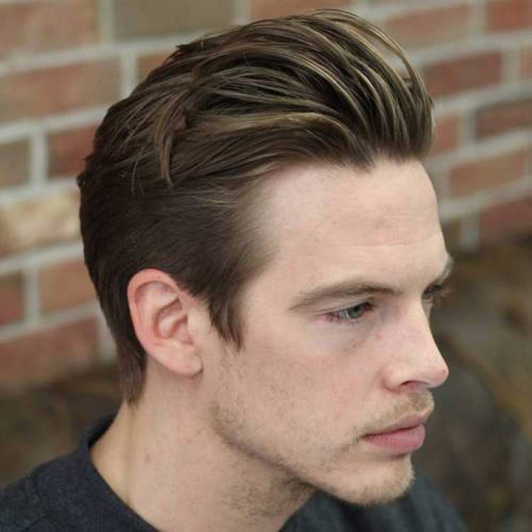 5 New Hairstyles for Men in 2017 - quiff