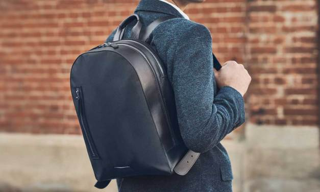 Carl Friedrik – The Luxury Italian Leather Backpack