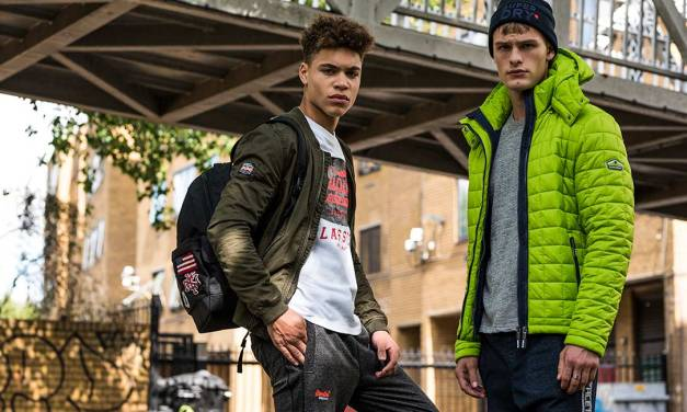 We've Got Your Back – Superdry AW17