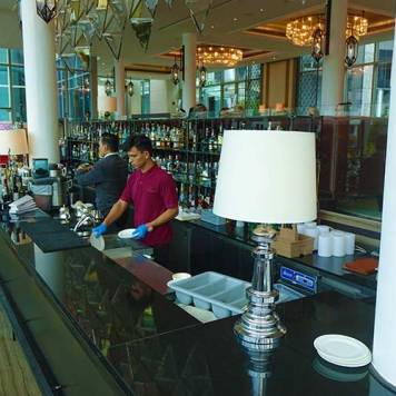 Clifford pier fullerton hotel Singapore review (1)