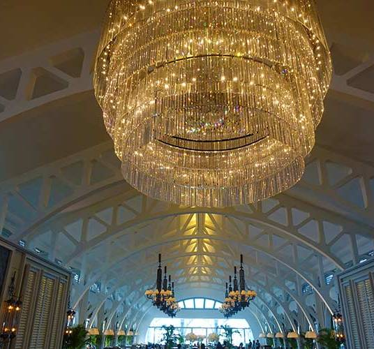 Clifford pier fullerton hotel Singapore review (2)