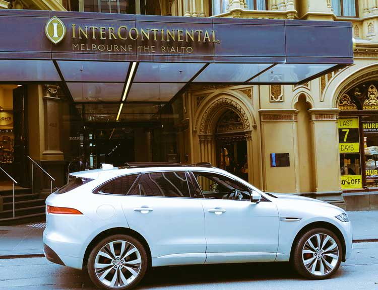 Intercontinental Melbourne The Rialto Collins Street – Hotel Review