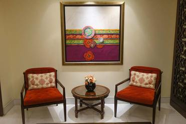 Intercontinental Singapore hotel review club (8)
