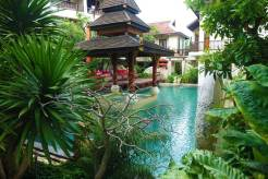 Puripunn Baby Grand Boutique Hotel Chiang Mai Gardens and swimmingpool Menstylefashion Thailand (6)