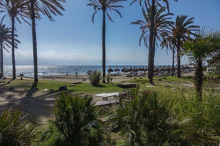 Puente Romano Marbella - Luxury Review Spain - beach