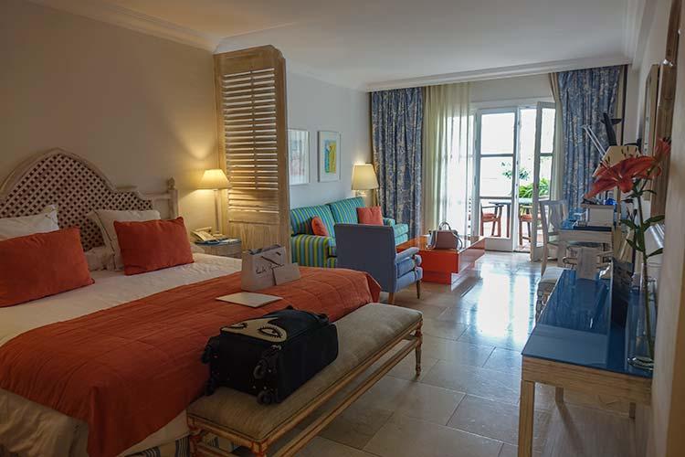 Puente Romano Marbella - Luxury Review Spain - deluxe junior suite